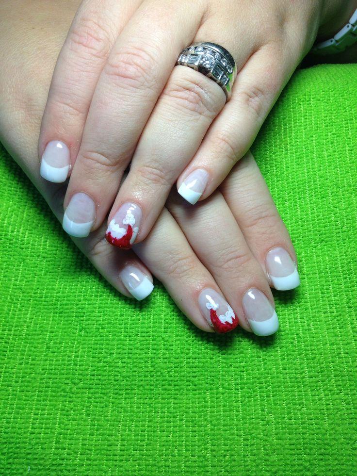 Mejores 37 imágenes de Gel Nails By Susan Hobby en Pinterest   Uñas ...