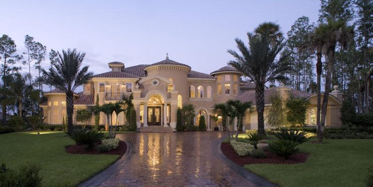2 story tuscan stucco house plans new custom home Mediterranian homes