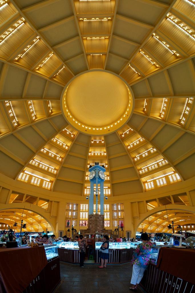 Inside the market, 2011