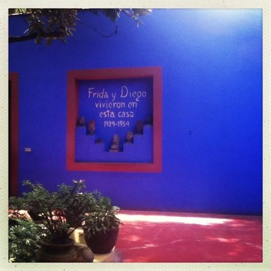 Frida Kahlo Museum, Mexico