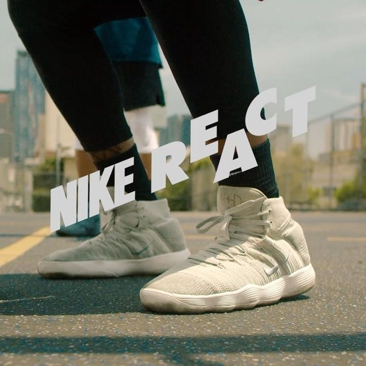 """230.6k Likes, 2,778 Comments - @nike on Instagram: """"Cleared for takeoff.  Nike React Hyperdunk 2017 Flyknit and the Jordan Super.Fly 2017 are available…"""""""