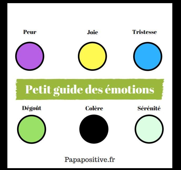 Petit guide des motions - Housse de coussin 65 65 ...