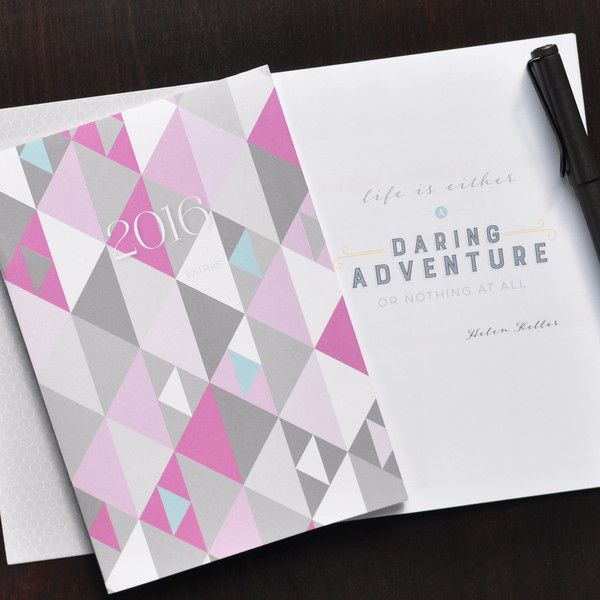 A5 Quarterly Planner from inkWELL press Planners - inkWELL Press