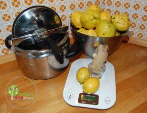 Mela Cotogna: gelatina e confettura