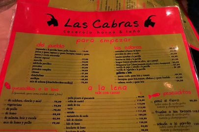 The search for simple and authentic food in Buenos Aires, leads us to Bodegones…STEKI
