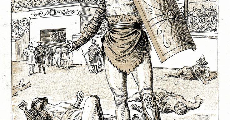 Escudos usados no Império Romano. O Império Romano, dominante na Europa por vários séculos, baseava seu sucesso na expansão militar. Isso requeria armas sofisticadas e equipamentos protetores, incluindo os escudos que protegiam cada soldado enquanto os dava flexibilidade para atingir o oponente.
