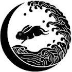 "Japanese family crest ""yuunami usagi"""