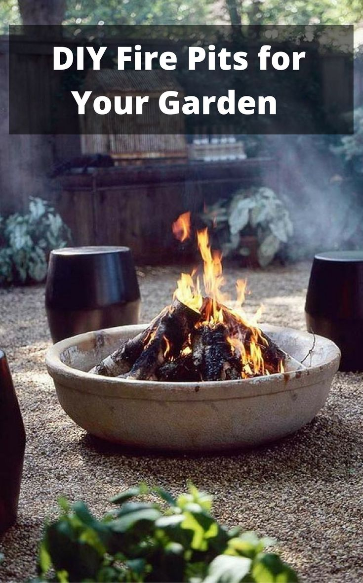 Fire Pits for Your Garden That Will Blow Your Mind