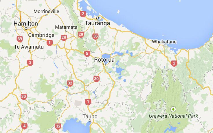 Rotorua Hot Pools, 19 Hot Pools in the Rotorua Region (Near Rotorua, Kawerau, Edgecumbe, Lake Rotoiti, Lake Rotoma, Lake Tarawera, Waikite)