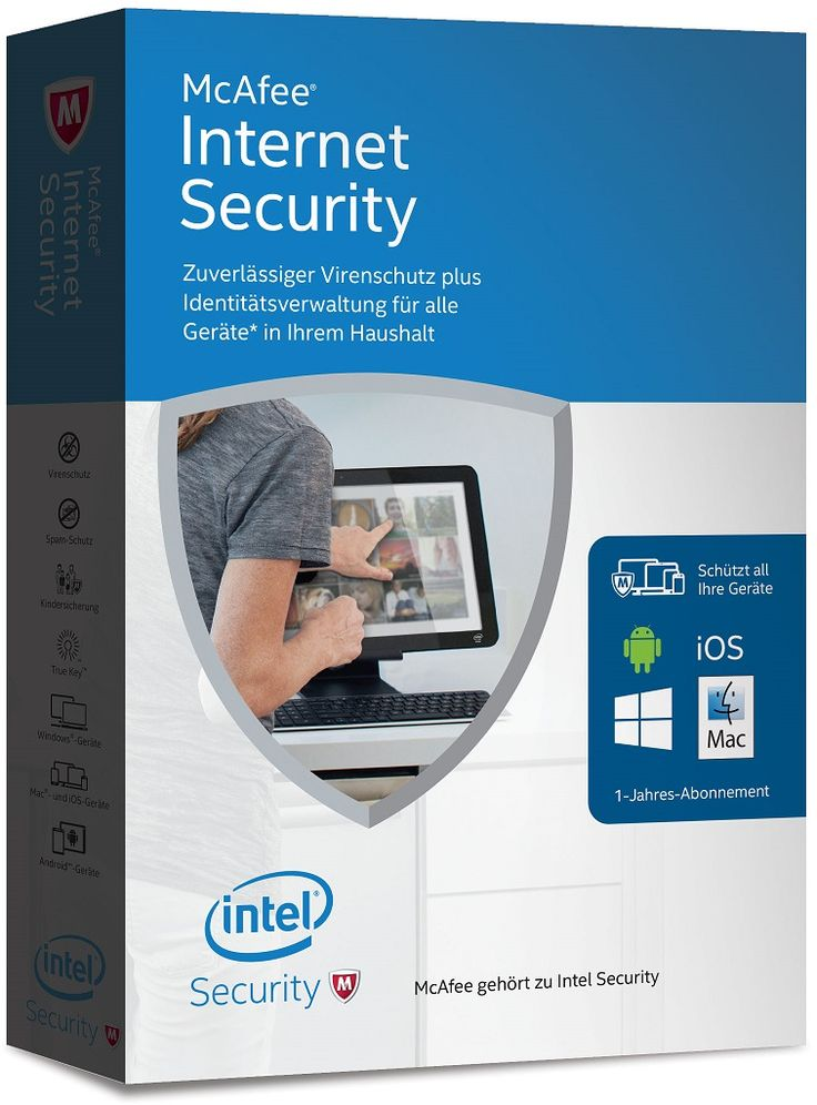 McAfee Internet Security 2016 Keygenis a powerful antivirus program that ensures the security of your computer against viruses, Trojans,rootkits, spyware.