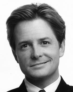 Michael J. Fox. I'm excited, I just heard he has a new show coming out!