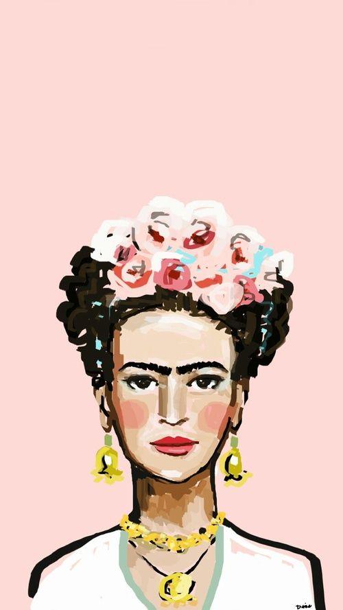 Imagen de frida kahlo, background, and Frida