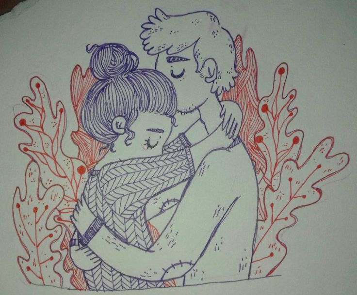 """49 Me gusta, 1 comentarios - Ñaña (@ferniska) en Instagram: """"gracias a todas mis amistades en general ♡  #draw #drawgram #dessin #doodle #wip #dibujo #couple…"""""""