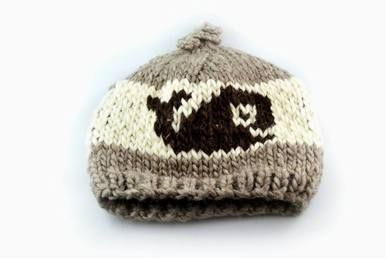 Cowichan Whale Toque!