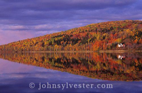 Saint John River, Woodstock N.B.