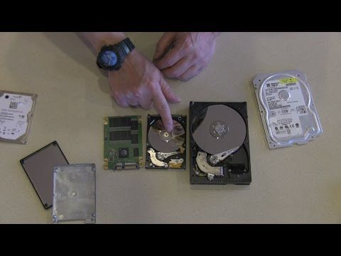 HDD vs SSD - What is the difference? - YouTube
