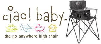 Product Details | ciao! baby - The Portable High Chair
