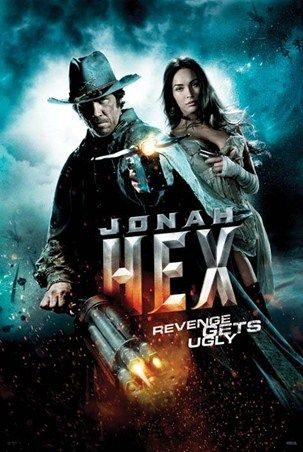 Revenge Gets Ugly - Jonah Hex