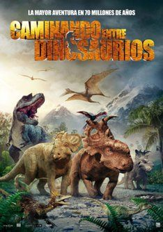 """Tráiler de """"Caminando entre dinosaurios"""". Información, sinópsis y ficha técnica de la película"""