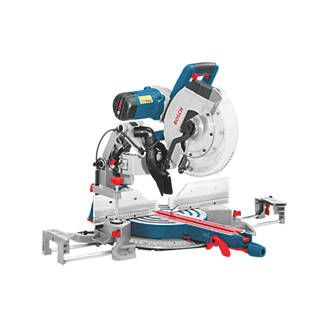 Bosch Professional GCM 12 GDL 305mm Double Bevel The 240V Bosch Professional GCM 12 GDL double-bevel sliding mitre saw delivers smooth, high-quality cuts. A robust die-cast aluminium glide arm mounted on sealed bearings is maintenance-free and produ http://www.MightGet.com/january-2017-13/bosch-professional-gcm-12-gdl-305mm-double-bevel.asp