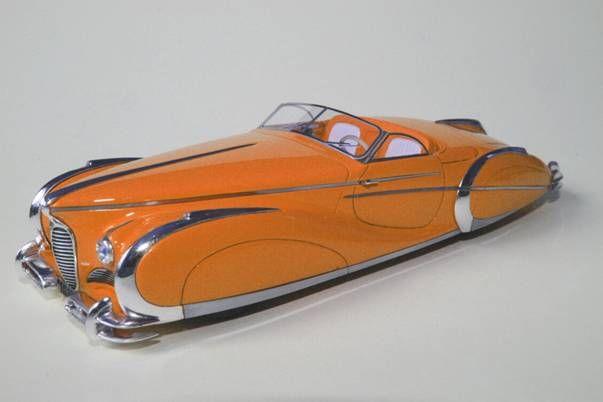 Ilario 1949 Delahaye 175S Roadster
