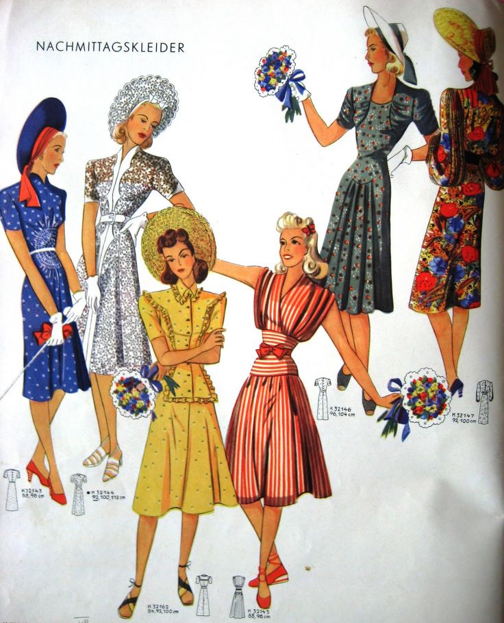 17 Best images about 1940-1959 Clothes & Accessories on ...