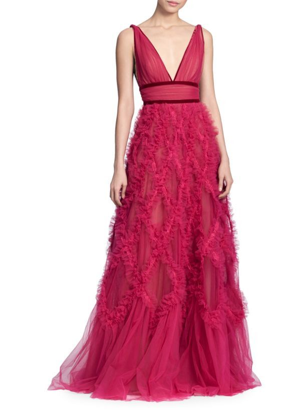 44892b467d NWT Marchesa Notte Sleeveless A-Line Evening Gown #fashion #clothing #shoes  #accessories #womensclothing #dresses #ad (ebay link)