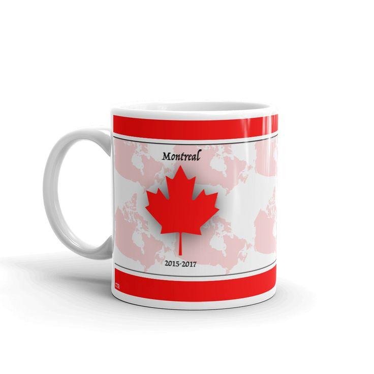 Canada - Custom Mug - Choosetorep.com- LDS Missionary- Called to serve