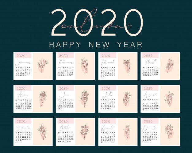 Epingle Sur Calendar