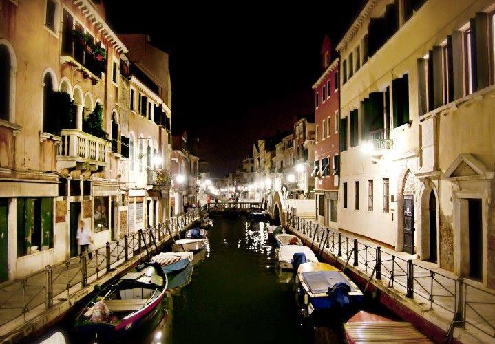 Venezia tourism map