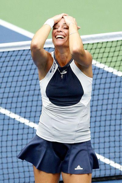 Flavia Pennetta Photos - In Focus: Women's Final Of The U.S. Open