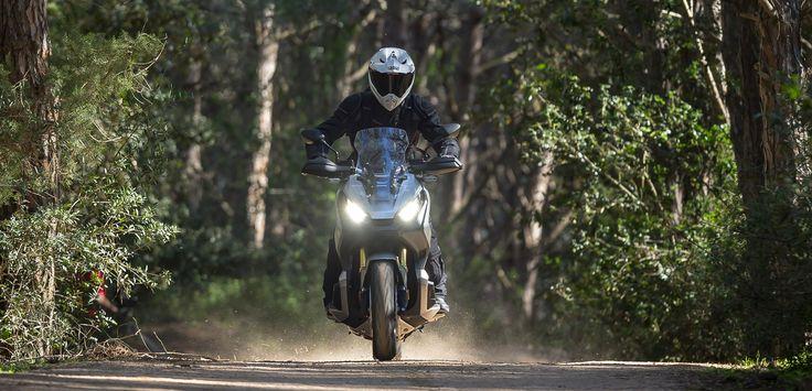 Honda X-ADV 2017. Equipamiento recomendado por MBKstore - Motorbike Store