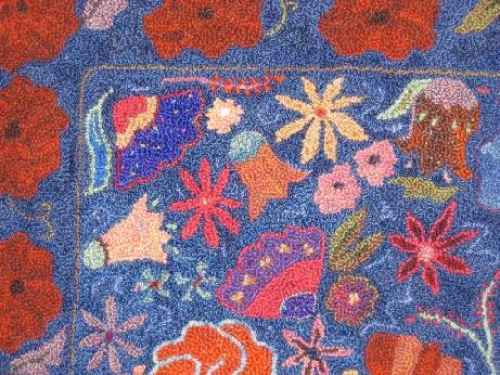 Great Rug Hooking With Wool Front Page Hooked Rugs Sale Page