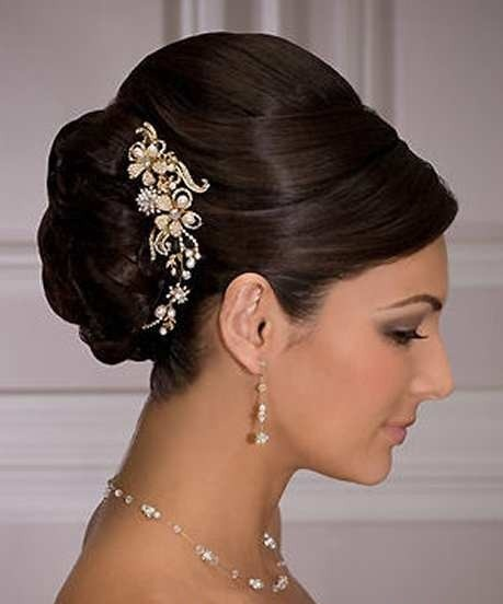 Try different hairstyles from sangeet to wedding.
