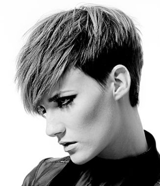 Pleasant 1000 Images About Hair Styles On Pinterest For Women My Hair Short Hairstyles Gunalazisus