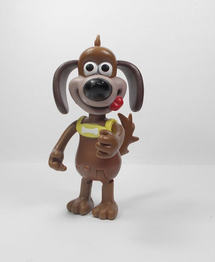 Timmy Time - Ruffy - Toy Figure - 9 cm Tall - Aardman - Cake Topper