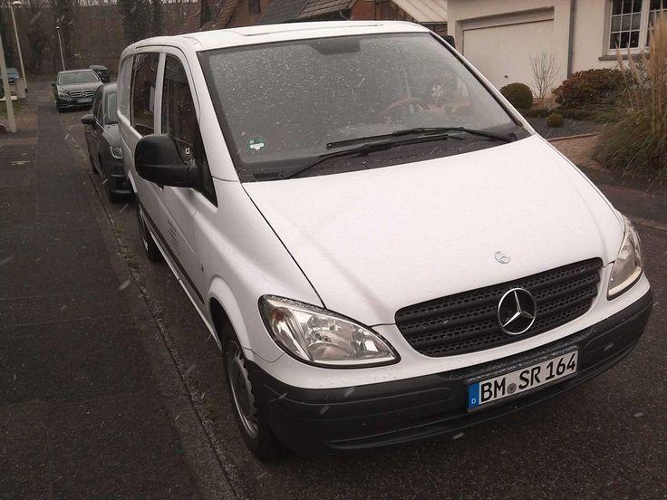 Mercedes Benz Vito/Viano mit Standheizung und grüne Plakette Top Zustand 6 Sitze