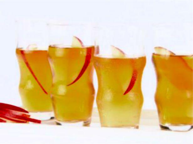 Martini de Maçã e Gengibre - Food Network