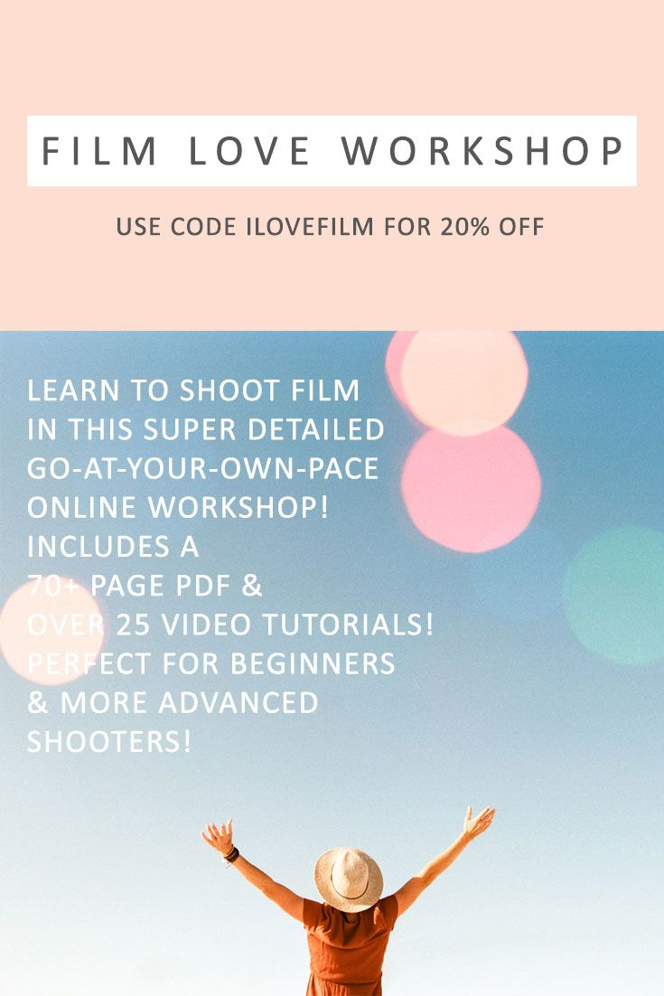 Learn Film Photography In This Awesome Online Workshop From Stephanie Bryan Film Photography Tips And T Film Photography Tips Film Photography Online Workshop