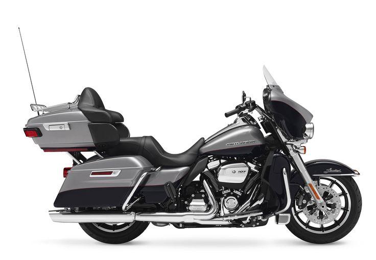 2017 Harley-Davidson Ultra Limited Low