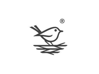 Bird Logo by Mersad Comaga