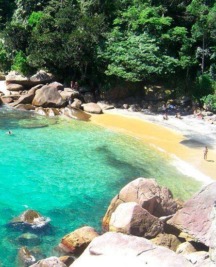 Ilha Grande in Angra dos Reis - RJ, Brasil