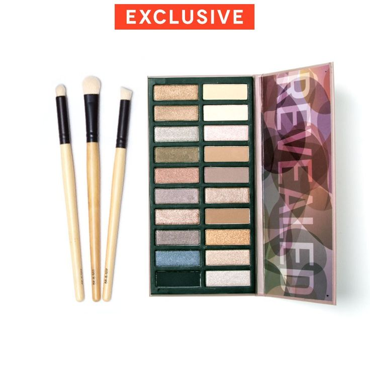 Coastal Scents® Revealed Palette Set, $34.00 #birchbox  I'm not normally a wearer of metallic or shimmery makeup, but I might convert for this palette.