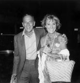 1975 Jack Klugman & Brett Somers   his 1st wife who died