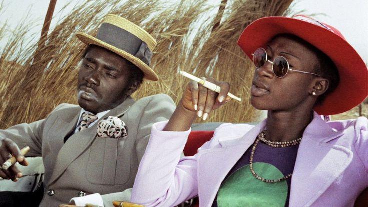 Anta (Mareme Niang) in Touki-Bouki (1973)