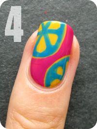 Nailside: Tutorial: Citrus designCitrus Design, Nailsid Tutorials, Nails Art, Citrus Summer, Summer Nails, Nail Tutorials, Summer Nail Art, Citrus Nails, Adorable Summer