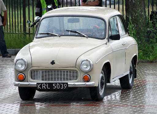 FSO Syrena 1960 Maintenance of old vehicles: the material for new cogs/casters/gears/pads could be cast polyamide which I (Cast polyamide) can produce