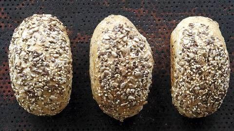 HEMMELIGHETEN: Her får du bakekongens oppskrifter på brød.