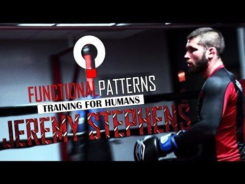 UFC Fighter Jeremy Stephens MMA Strength and Conditioning Workout - YouTube