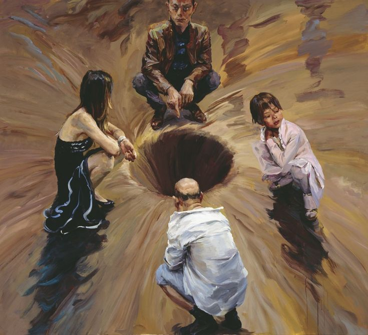 'Figurative Diaspora': Progressive Works Rooted in Social Realism | Tribeca Trib Online